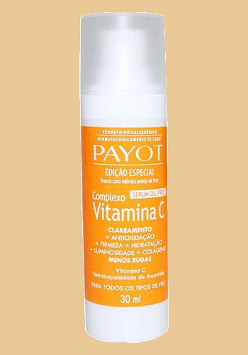 a  Vitamina C payot