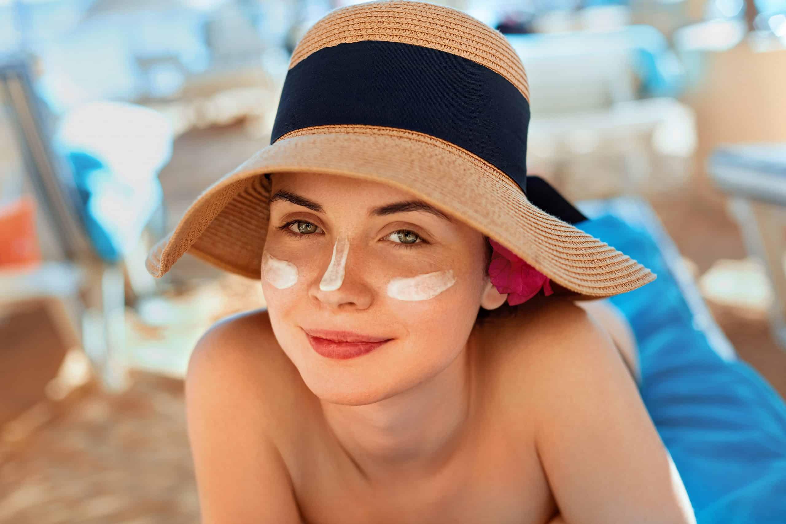 proteção da pele